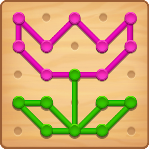 Line Puzzle: Color String Art For PC (Windows & MAC)
