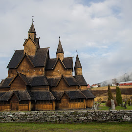 Heddal church, Norway by Anngunn Dårflot - Buildings & Architecture Places of Worship