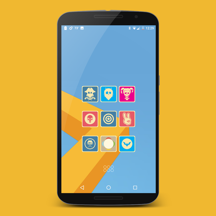 Retrofit Icon Pack Screenshot 6