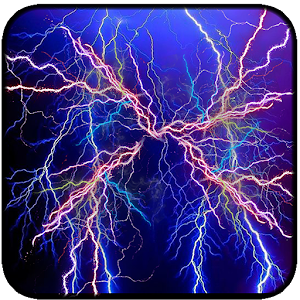 Electric Screen Wallpaper free for Android