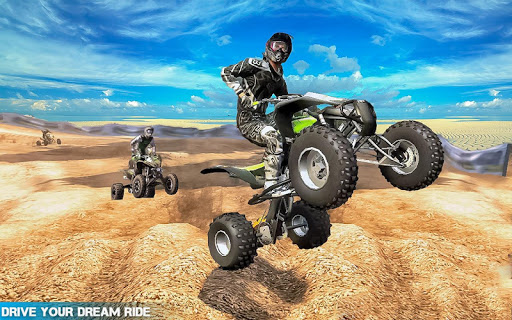 Extreme Stunt Quad Bike Racing For PC