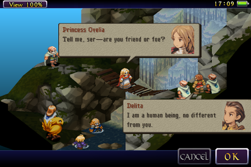 FINAL FANTASY TACTICS: WotL - screenshot