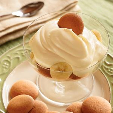 Creamy Banana Pudding