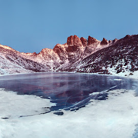 by Savon Wyant - Landscapes Mountains & Hills (  )