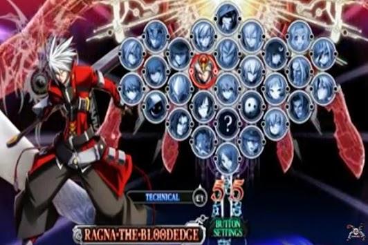 Guide Blazblue RR - Real Action Game apk screenshot