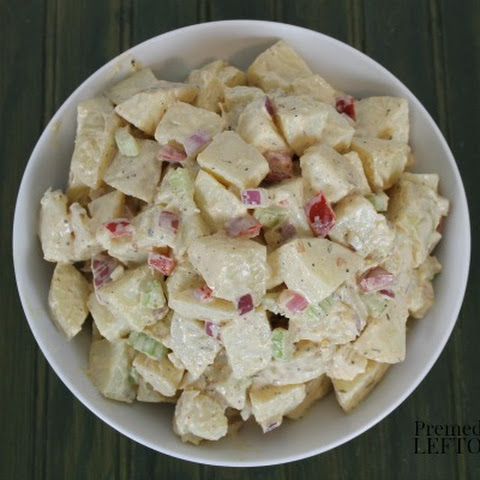 Cajun Ranch Potato Salad