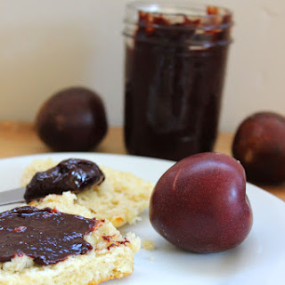 Overnight Crockpot Plum Butter