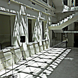 shadows by Verica Pavlovic - Buildings & Architecture Other Interior