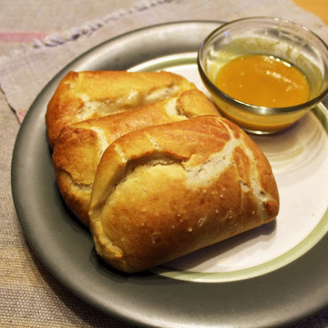 Pretzel Pocket Sandwich