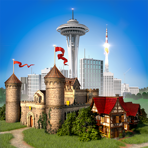Take control over a city and become the leader of an aspiring kingdom. APK Icon