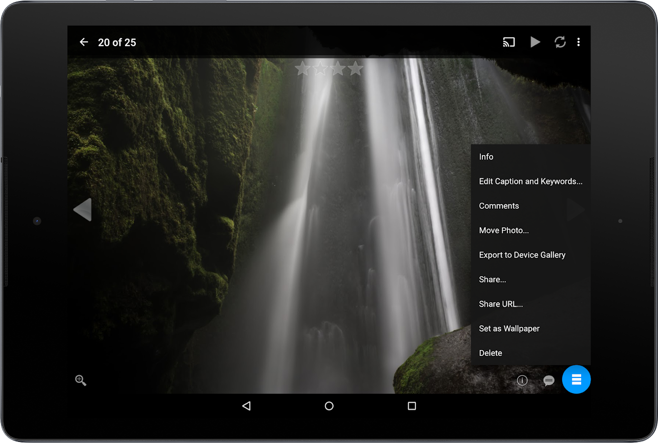 pFolio for Google Photos Screenshot 6