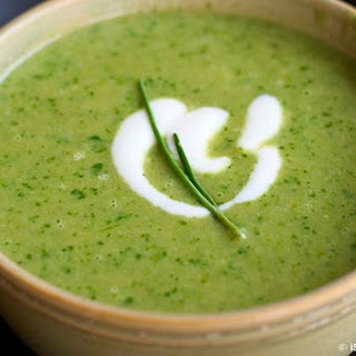 Healthy Apple Energy Soup