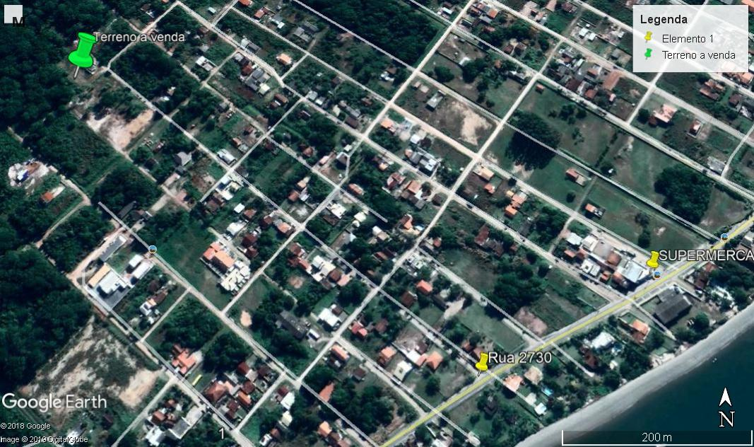 Terreno à venda, 144 m² por R$ 38.000 - Farol do Itapoá N 2 - Itapoá/SC