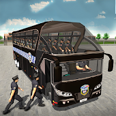 Free Download Police Bus Driving Game 3D APK for Samsung
