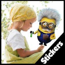 Minion Emoji Stickers