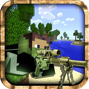 Cover art American Block Sniper Survival
