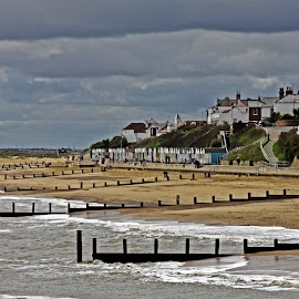 Southwold 02 by Michael Moore - City,  Street & Park  Skylines