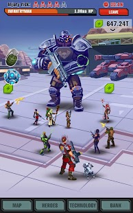 Game Evolution: Heroes of Utopia apk for kindle fire