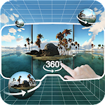 Live Wallpaper VR Style 360 Degree Icon