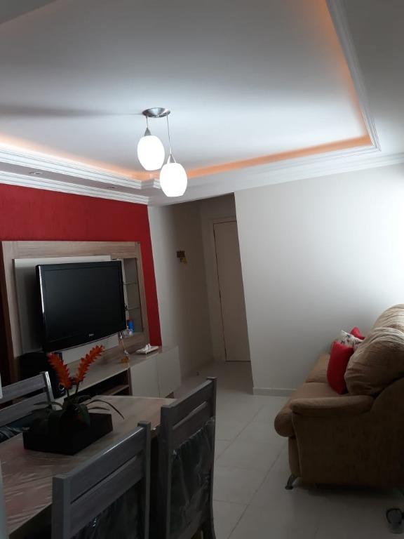 Apartamento com 2 dormitórios à venda, 54 m² por R$ 130.000 - Centro - Tijucas/SC