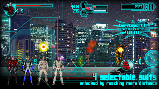 Ninja Soldier - The Revenge - screenshot