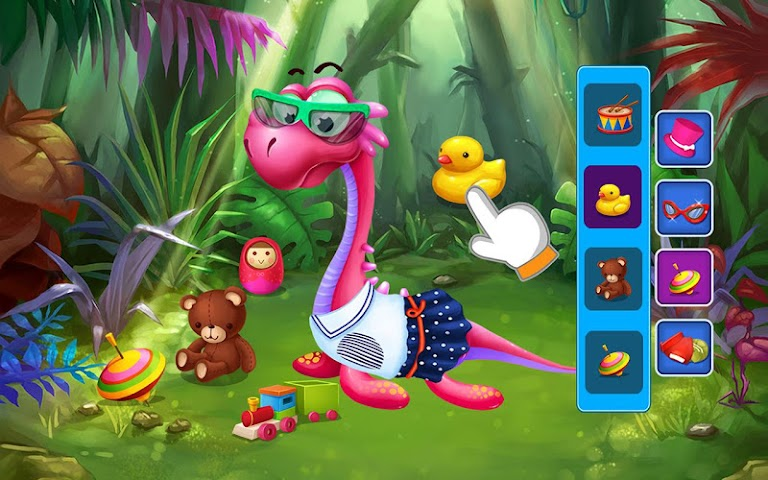 android Dinosaur Park: Dino Baby Born Screenshot 9