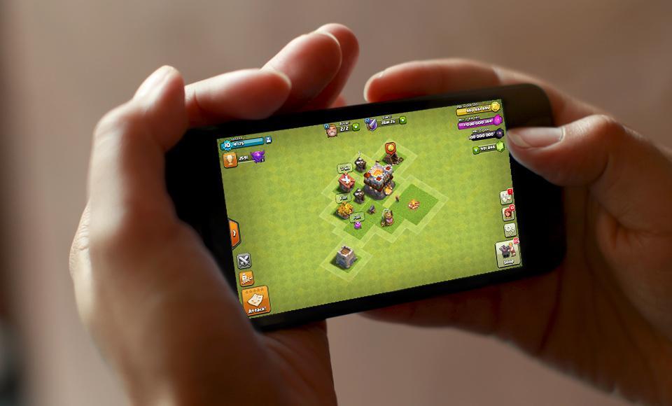 Clash von COC Lights Server android spiele download