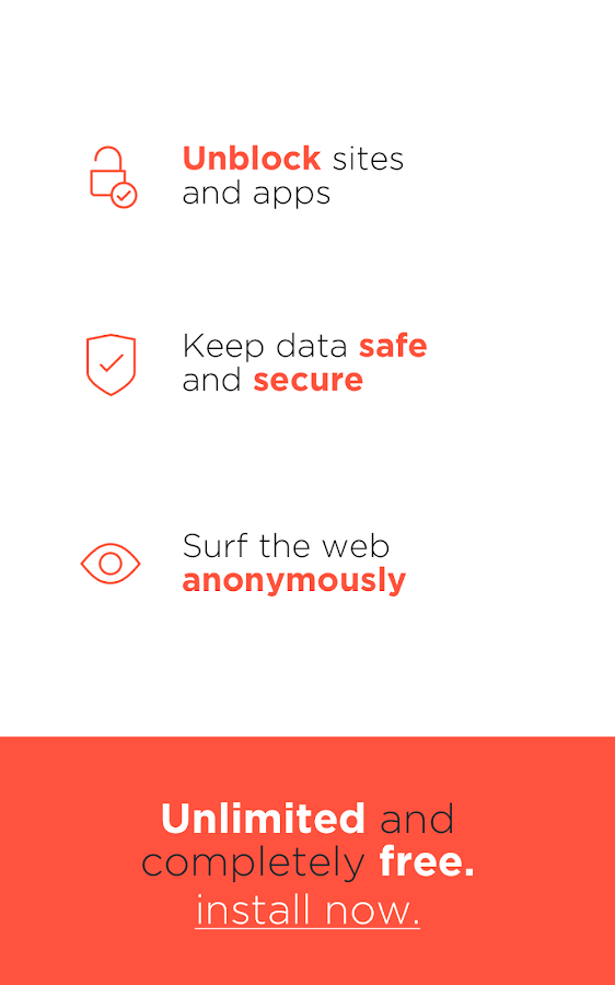 VPN Proxy Unlimited (Unblock) Screenshot 2
