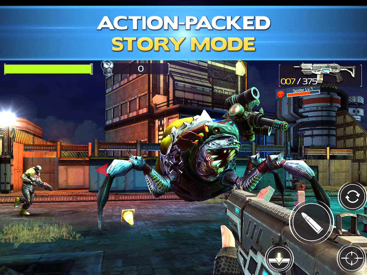 Strike Back: Elite Force - FPS Screenshot 2