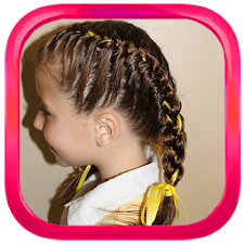 Little Girl Hairstyle Tutorial