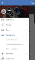 Screenshot of Business Dictionary