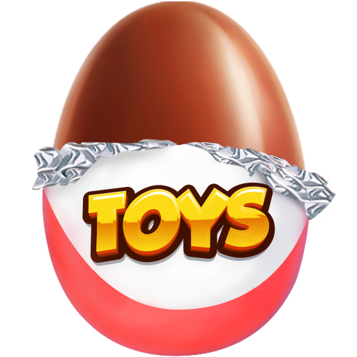 Surprise Eggs - Toys Factory (game)
