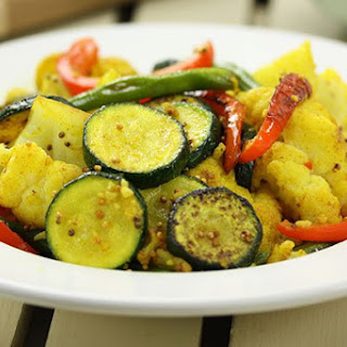 Indian Stir Fried Vegetables