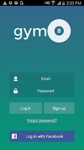 gym8 - screenshot