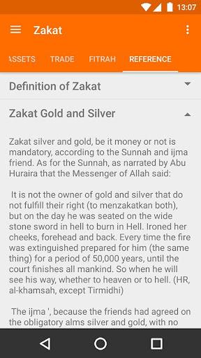 Zakat Calculator screenshot 8