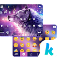 Free Night Wolf Kika Keyboard Theme APK for Windows 8