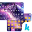 Download Night Wolf Kika Keyboard Theme APK