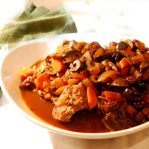 The Exotic Slow Cooker Pot Roast