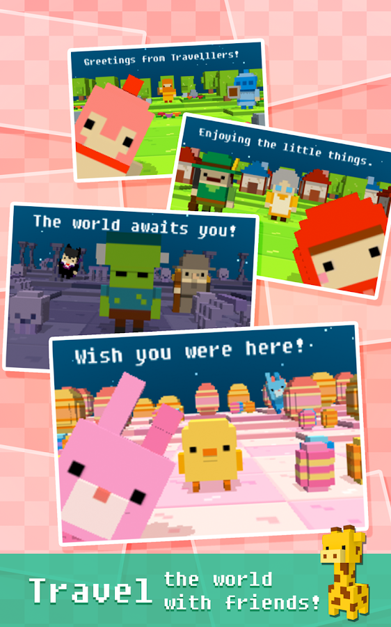 TraveLLLers Screenshot 3