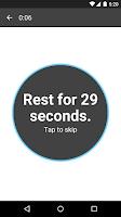 Screenshot of 15 Minute Workout Free