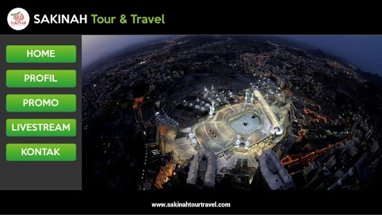 Sakinah Tour Travel - screenshot