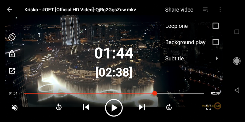 Video Player Pro Screenshot 0