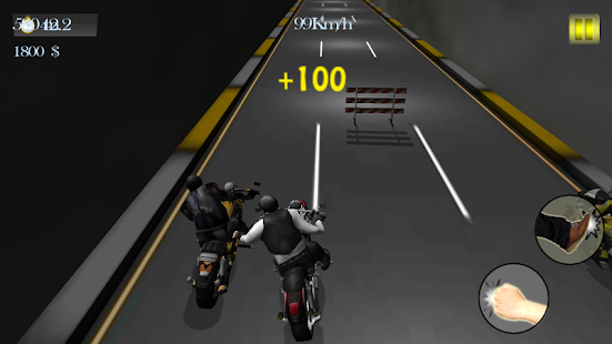 Moto Bike Attack Race- screenshot thumbnail
