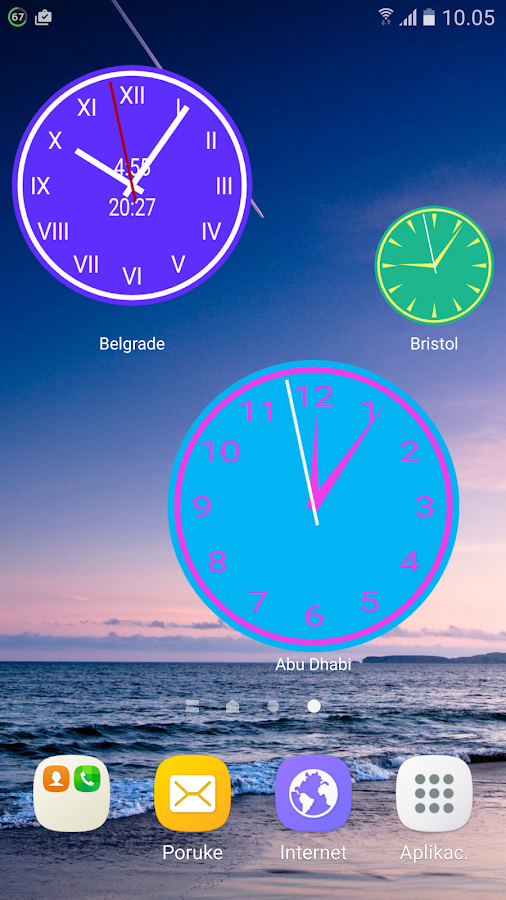 Planet Sunshine World Clock + Screenshot 6
