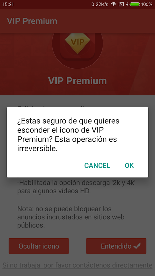 VIP Premium Screenshot 5