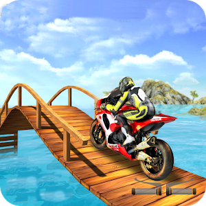 Crazy Bike Stunt Track For PC / Windows 7/8/10 / Mac – Free Download