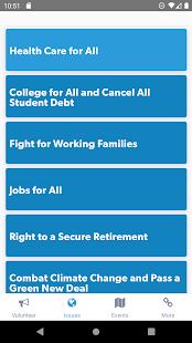 BERN: Official Bernie Sanders 2020 App