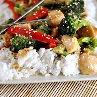 Sesame Chicken Stirfry Recipes