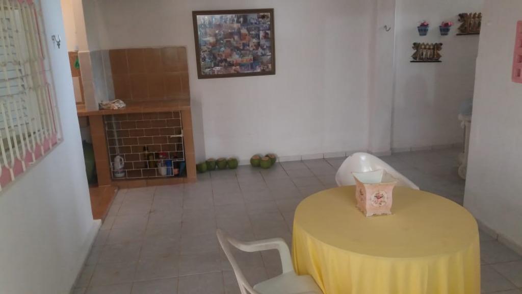 Casa com 3 dormitórios à venda, 330 m² por R$ 500.000 - Ponta do Seixas - João Pessoa/PB