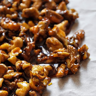 Chocolate Walnut Brittle Recipes